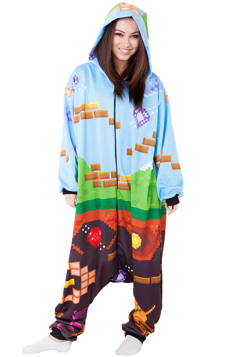 Level Up! Onesie
