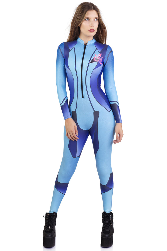 Samus Cosplay Catsuit - LIMITED - Made To Order