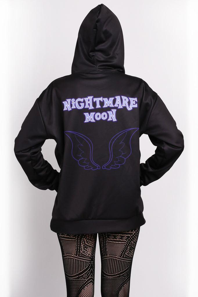 Nightmare Moon Hoodie - LIMITED - Made To Order