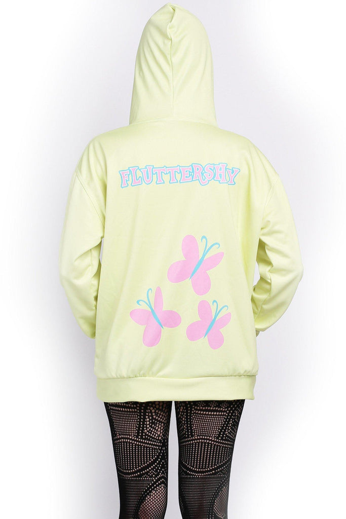Fluttershy Hoodie - MADE TO ORDER