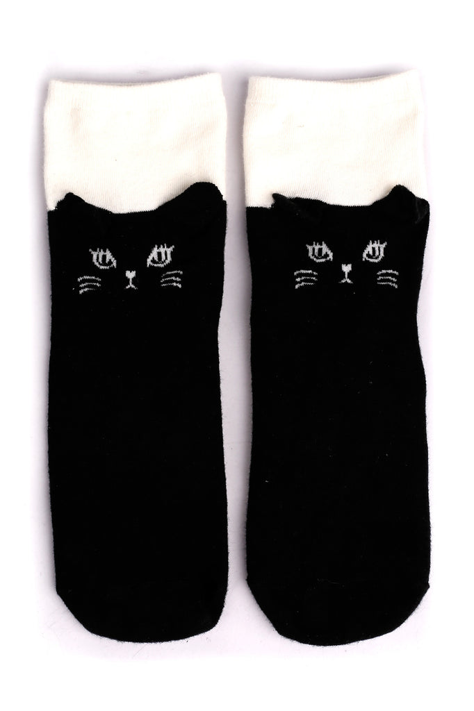 Here Kitty Socks