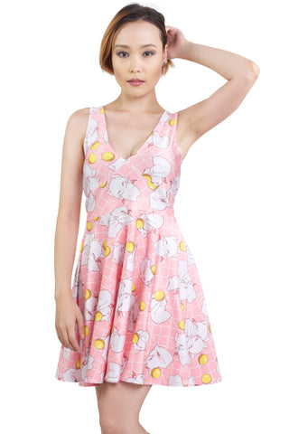 Garden Glow Happy Hour Dress
