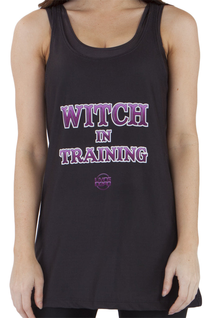 Witch In Training Inspirational Tank