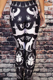 Dark Pharaoh Leggings