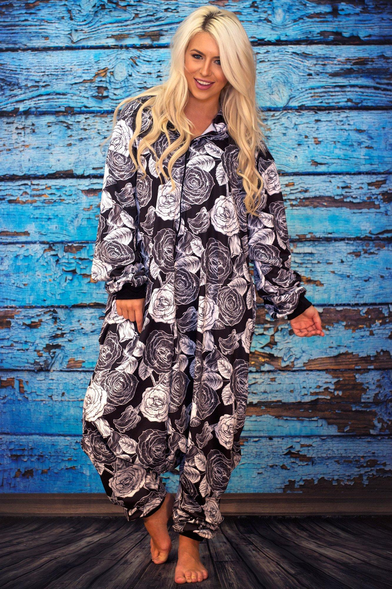 Bed Of Roses Onesie