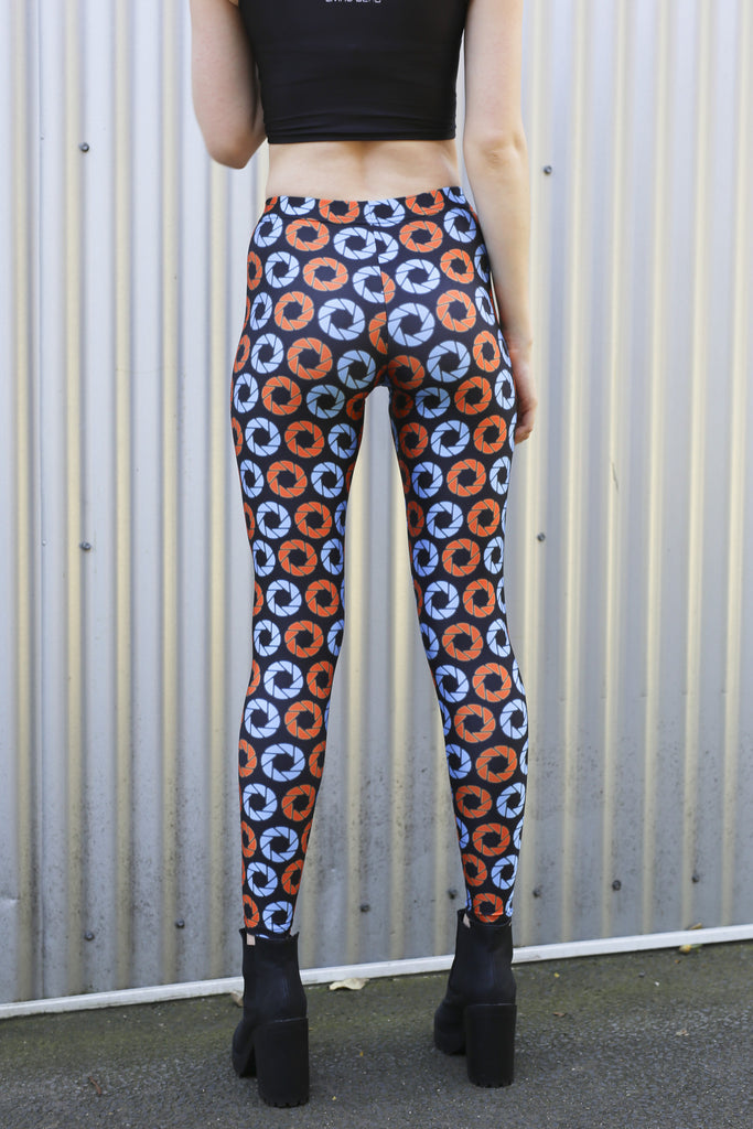 Science Logo Leggings