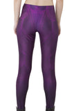 Violet Feather Leggings - LIMITED