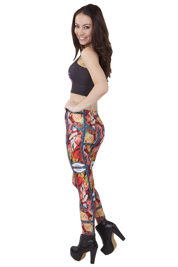 The World Leggings