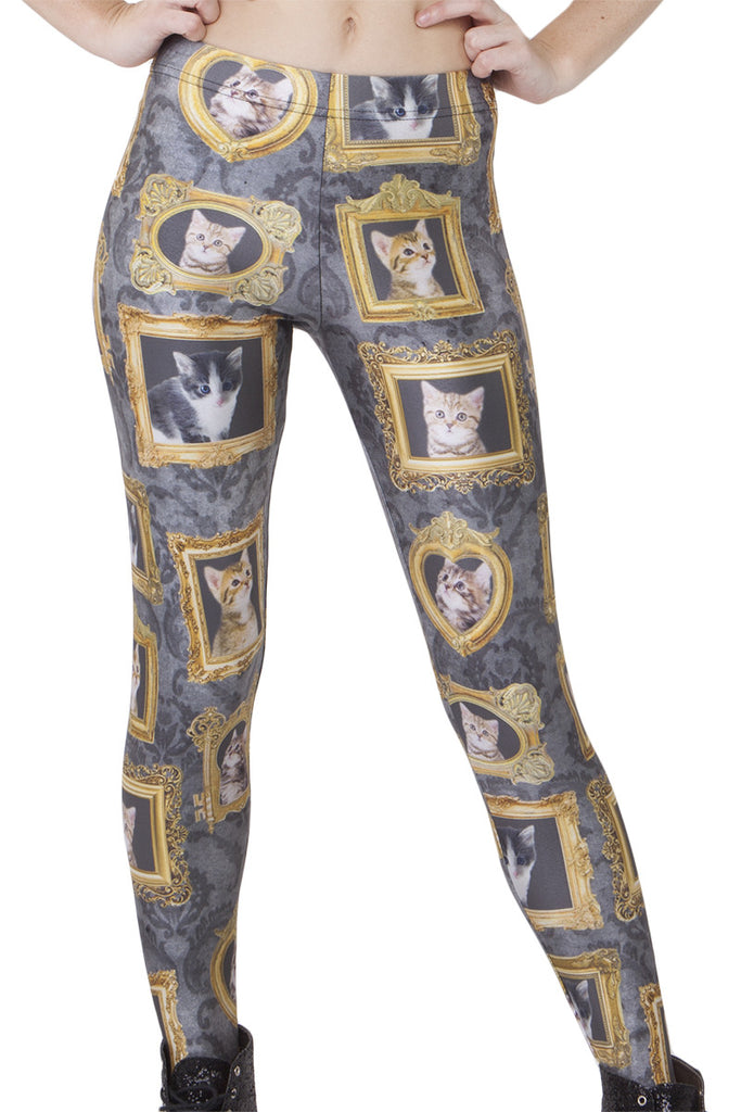 So Meowjestic Leggings
