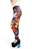 Zombie Sneewittchen Leggings - LIMITED