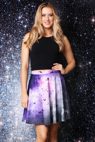 Interstellar Skater Skirt