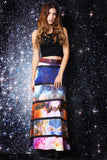 Cosmic Dust Maxi Skirt