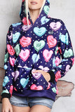 Anti Candy Heart Hoodie