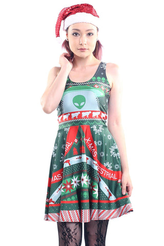 Bun Of Darkness Happy Hour Dress