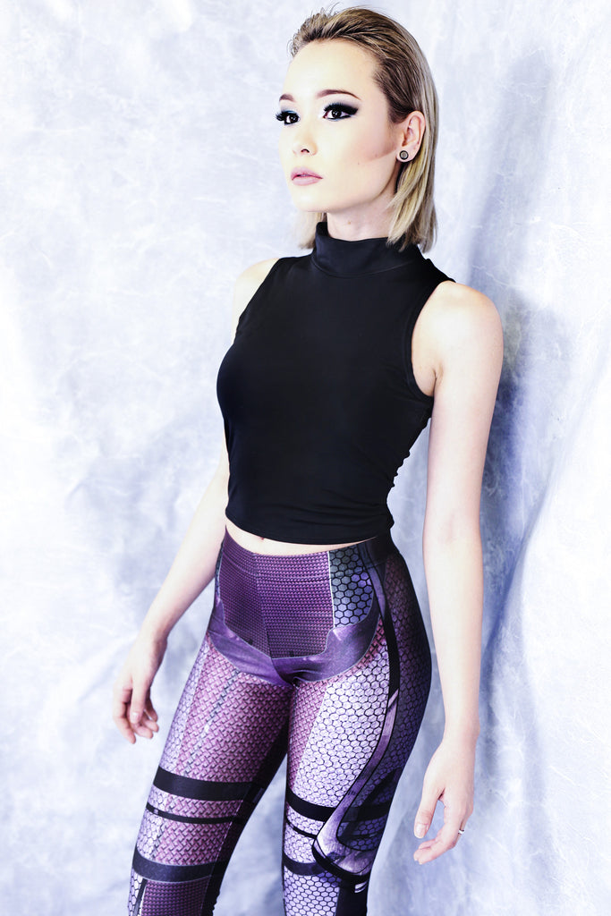 Intergalactic Assassin Leggings