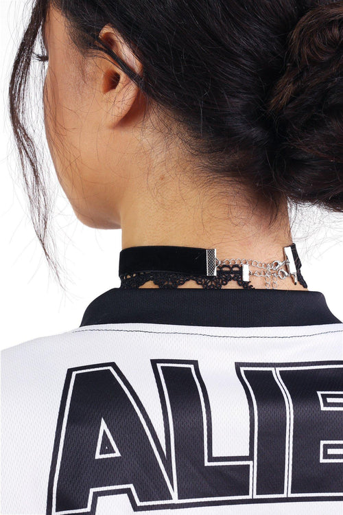 Extraterrestrial Double Choker