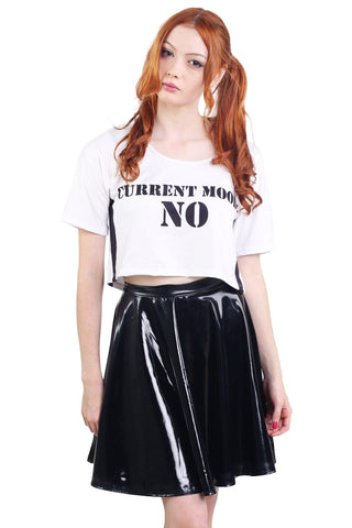 Detention T-Shirt Crop