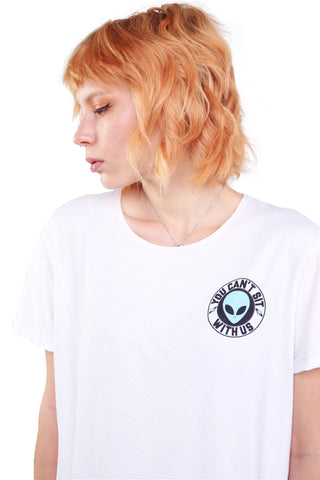 The Great Abduction Tee Crop