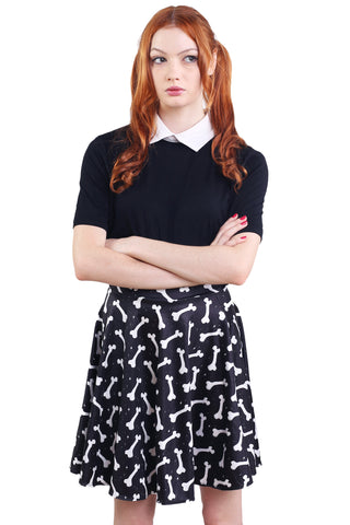 Punk Fairy Skater Skirt