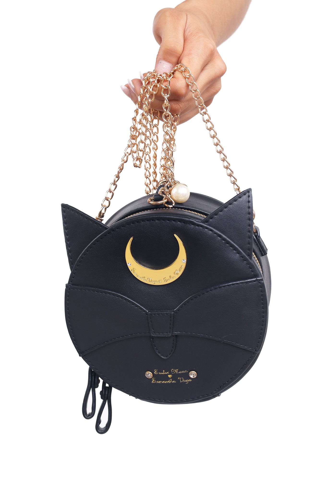 Punk Kitty Bag