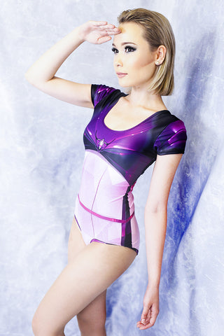 Purple Dragon Queen Swim - LIMITED