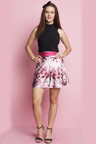 Bewitched Skater Skirt