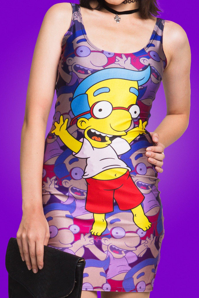 Everything's Coming Up Milhouse! Bodycon - LIMITED