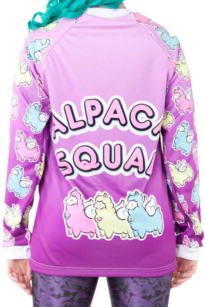 Kawaii Alpaca Squad Sweater