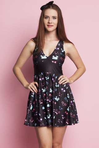 Autumn Fairy Happy Hour Dress