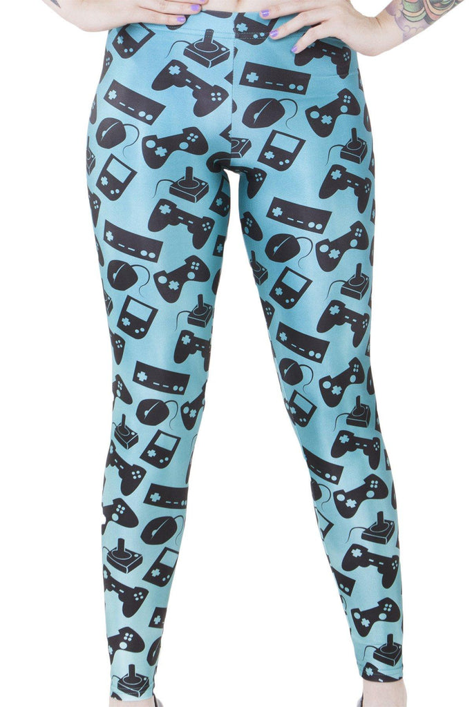 Gamer Girl Leggings