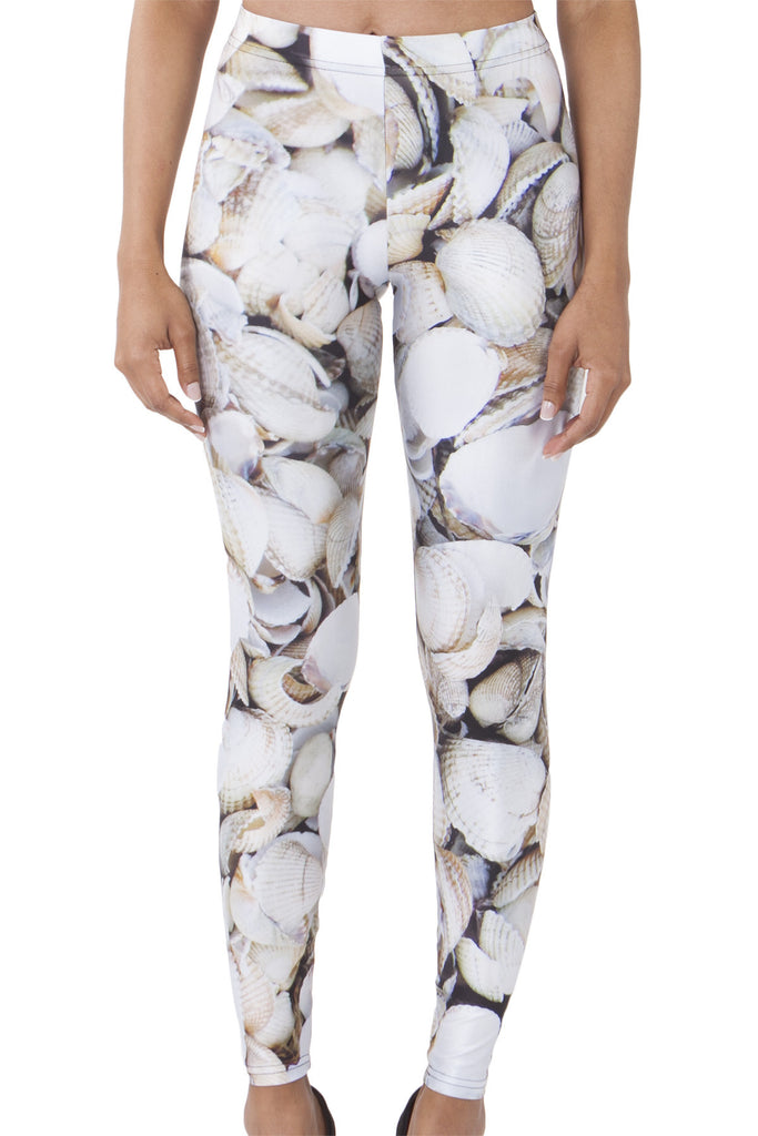Sea Shell Leggings - LIMITED
