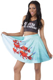 Goldfish Skater Skirt