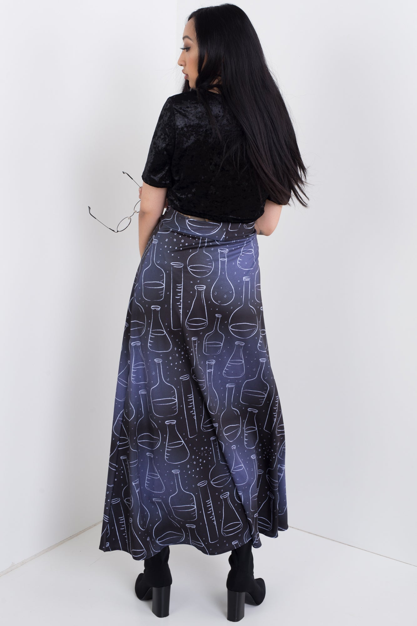 Lab Partner Maxi Skirt