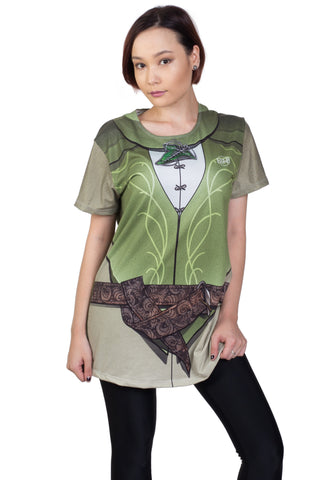 Croft Cosplay Tee