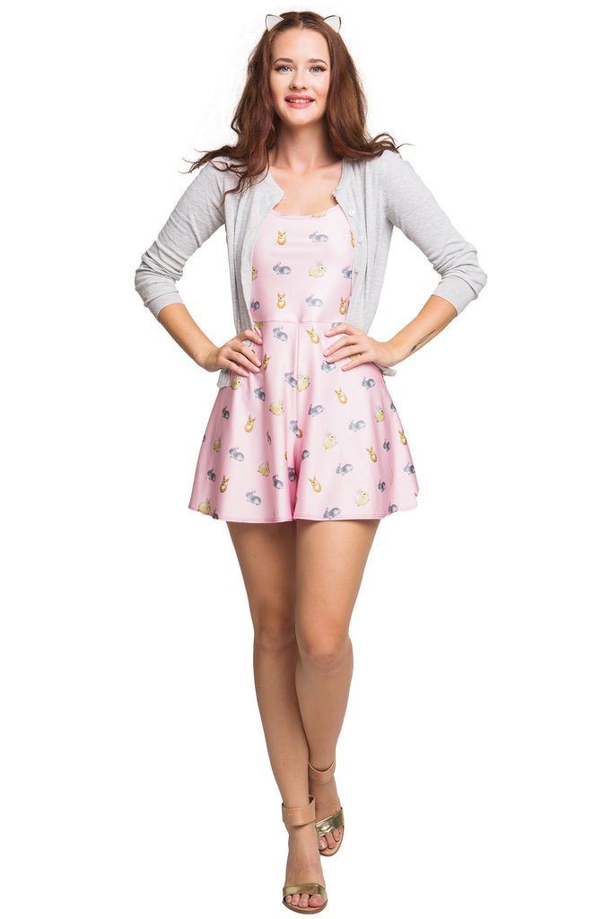 Honey Bunny Playsuit