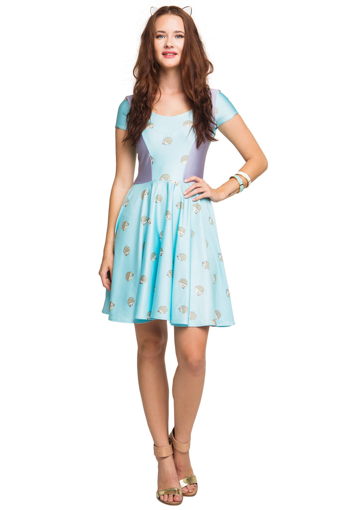Hedge Your Bets Cupid Heart Dress