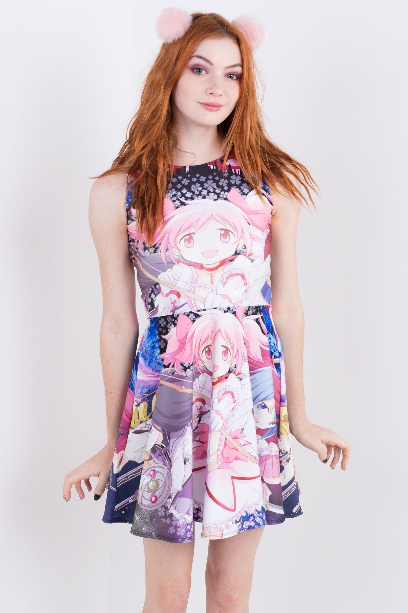 Madoka Anime Vogue Dress