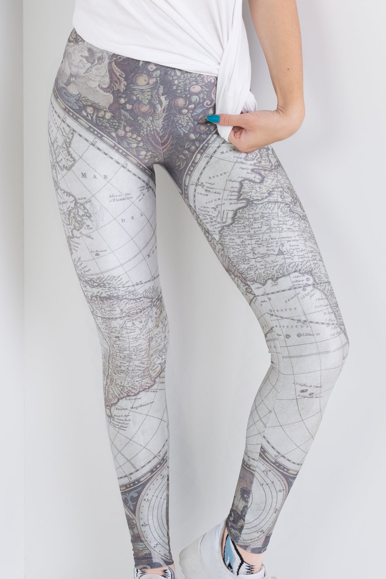 Map It Leggings