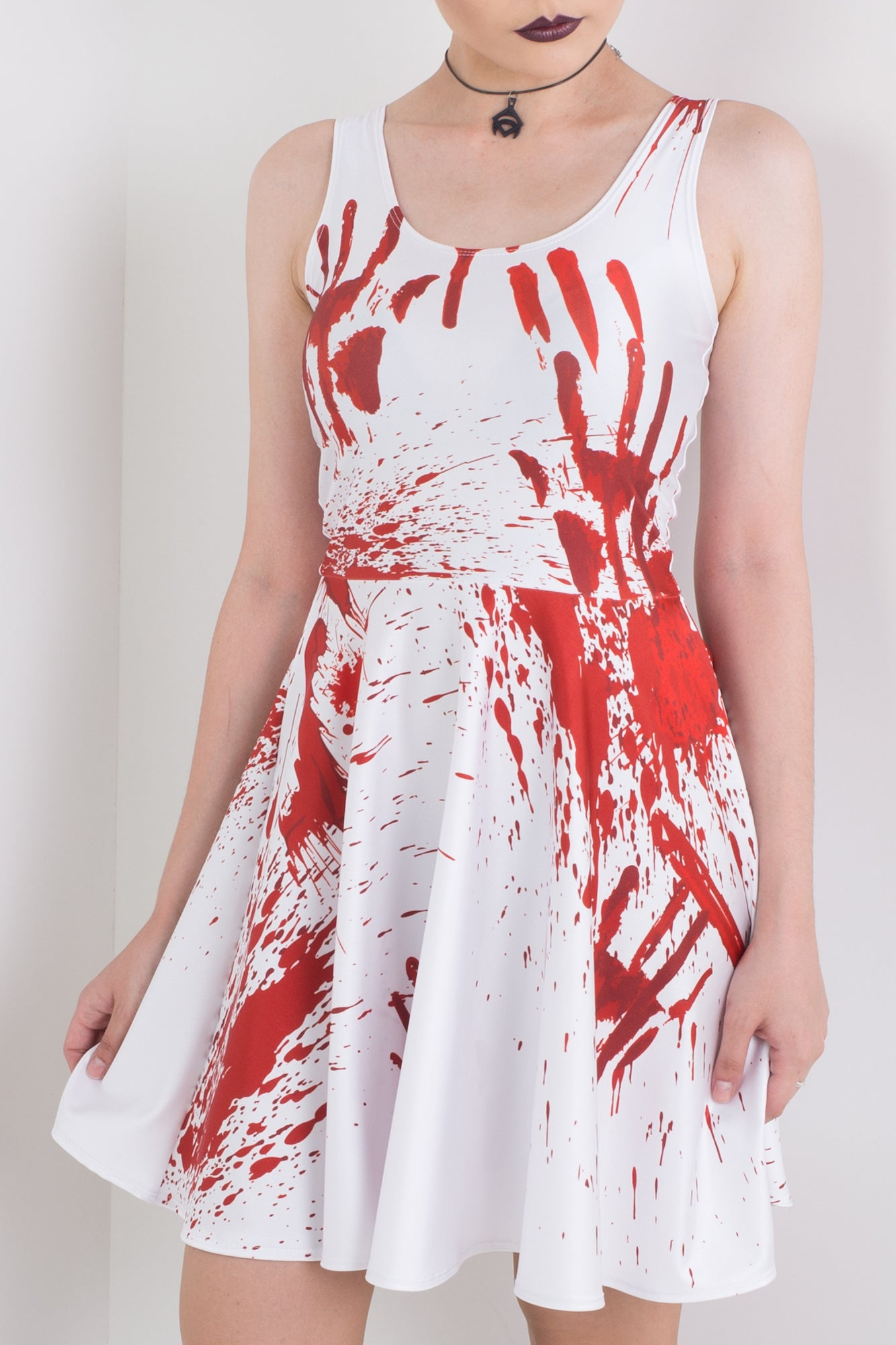 Massacre 2 Skater Dress