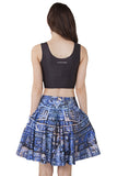 Mayan Pocket Skater Skirt