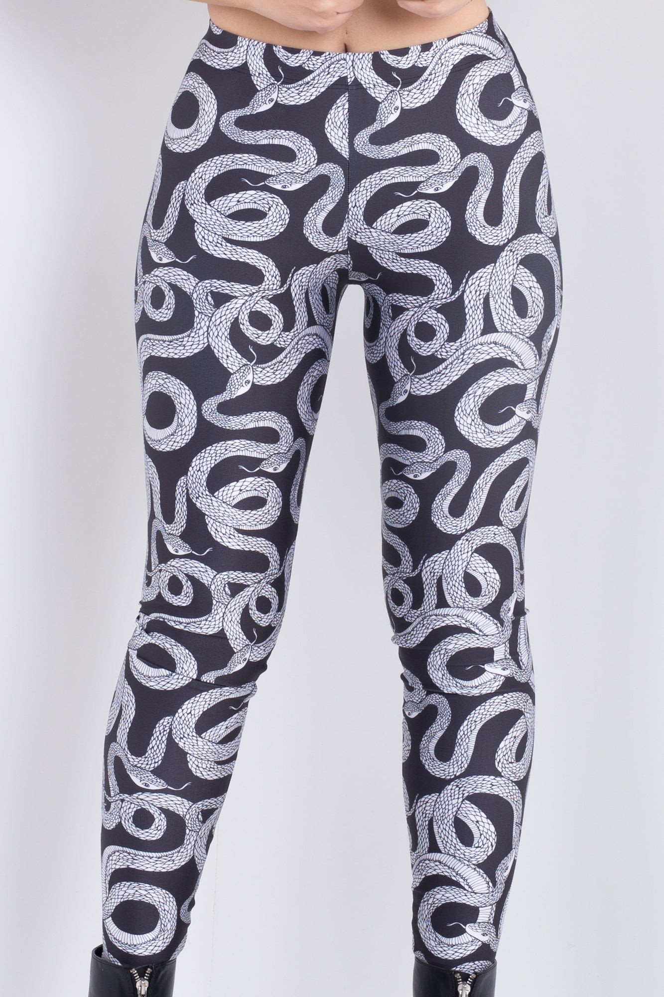 Medusa Monochrome Leggings