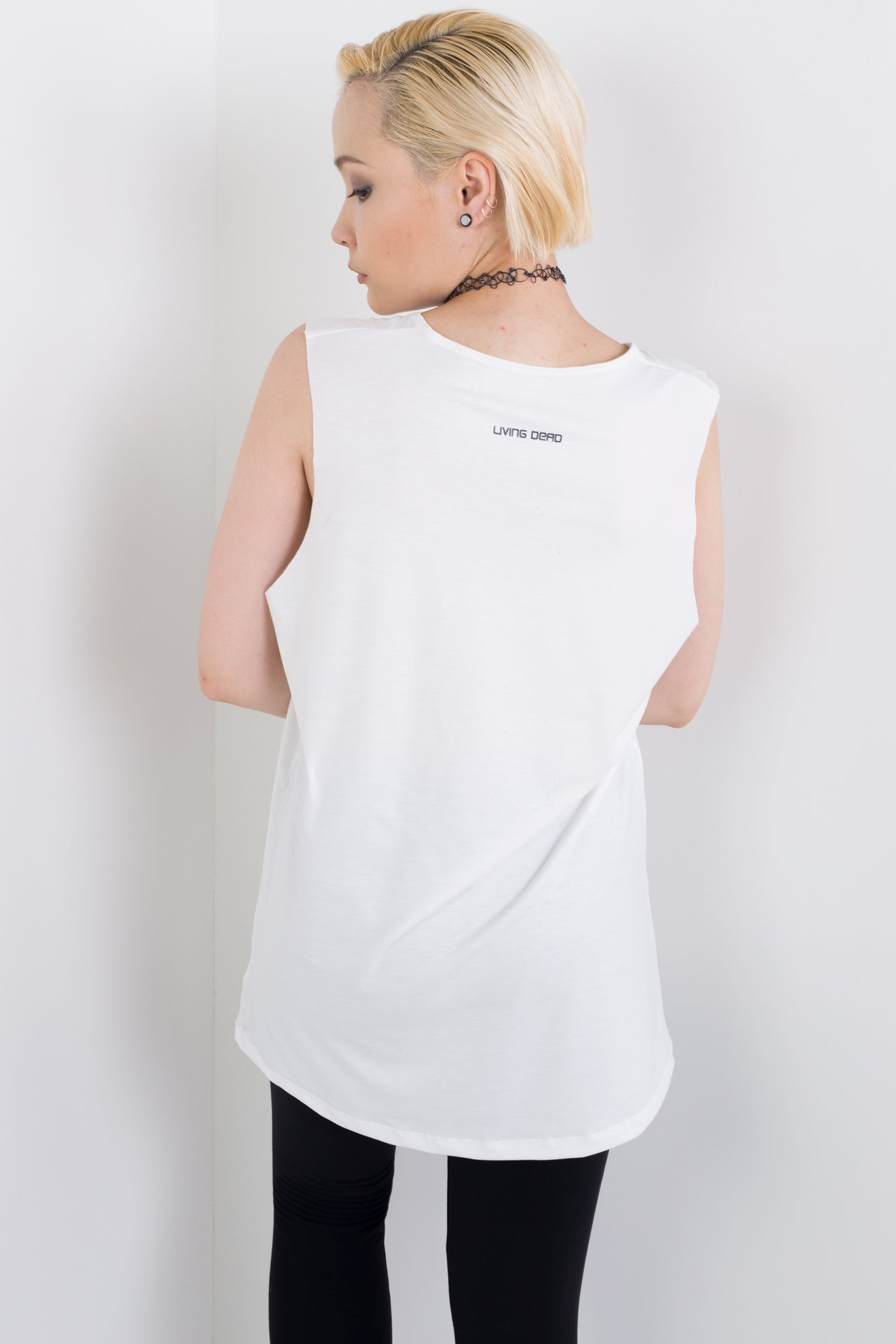 Mercury Sleeveless Tee