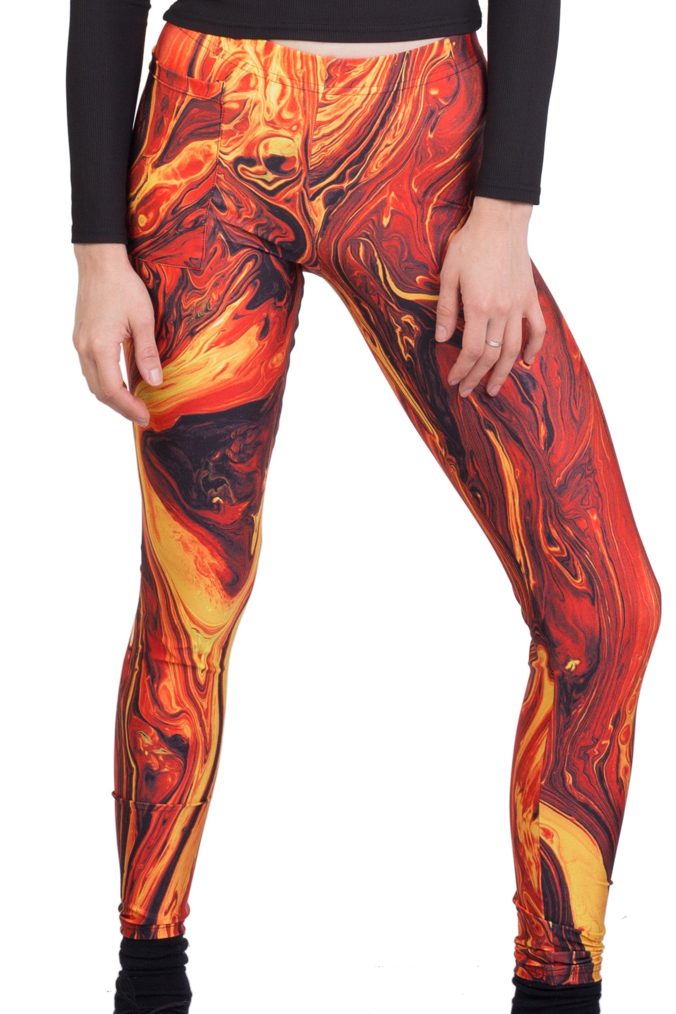 Molten Pocket Leggings