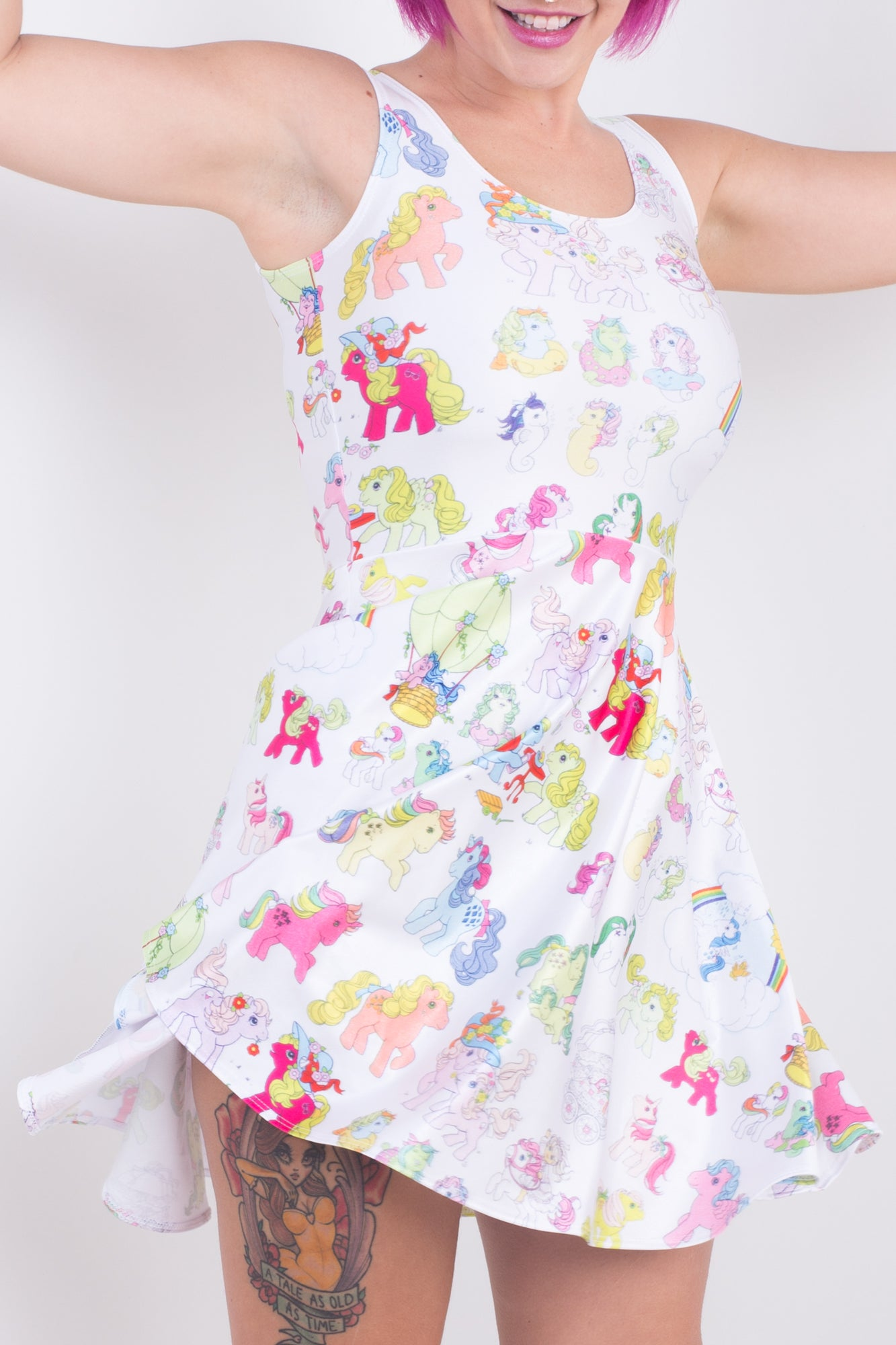 My Little Pony Skater Dress