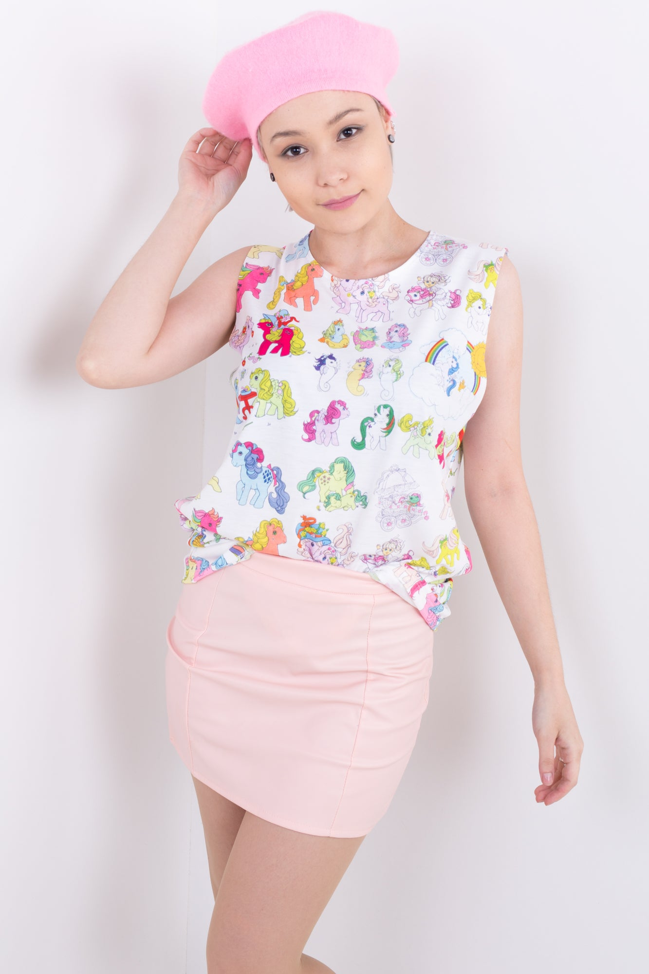 My Little Pony Sleeveless Tee