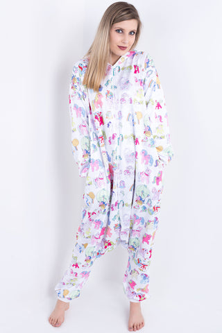 Kawaii Unicorn Onesie