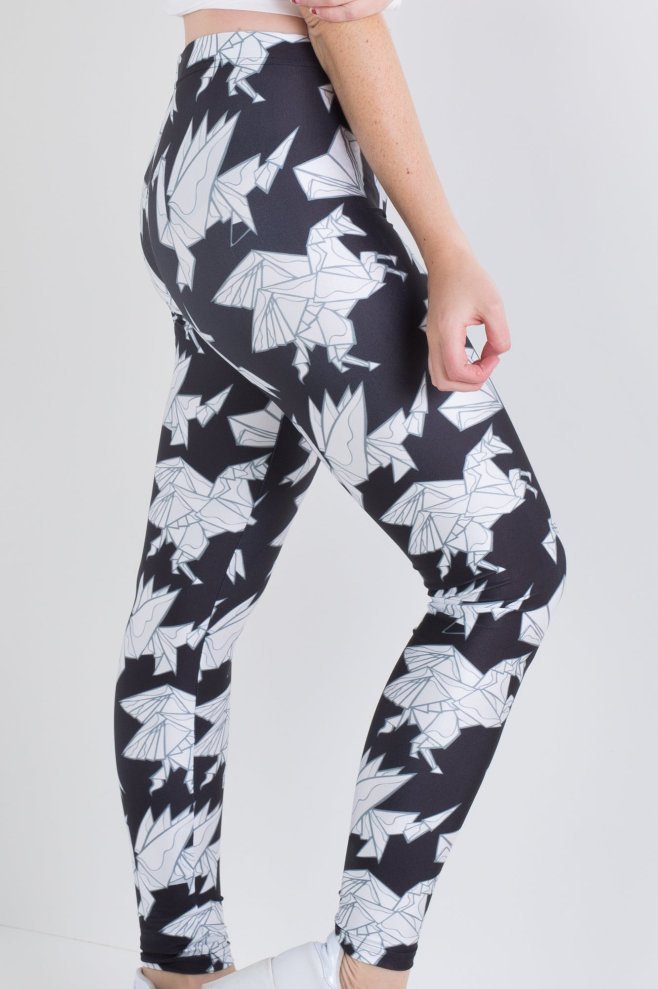Mythical Origami Leggings