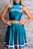 Neptune Cosplay Cheerleader Uniform