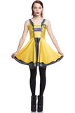 Hufflepuff Quidditch Cosplay Skater - MADE TO ORDER