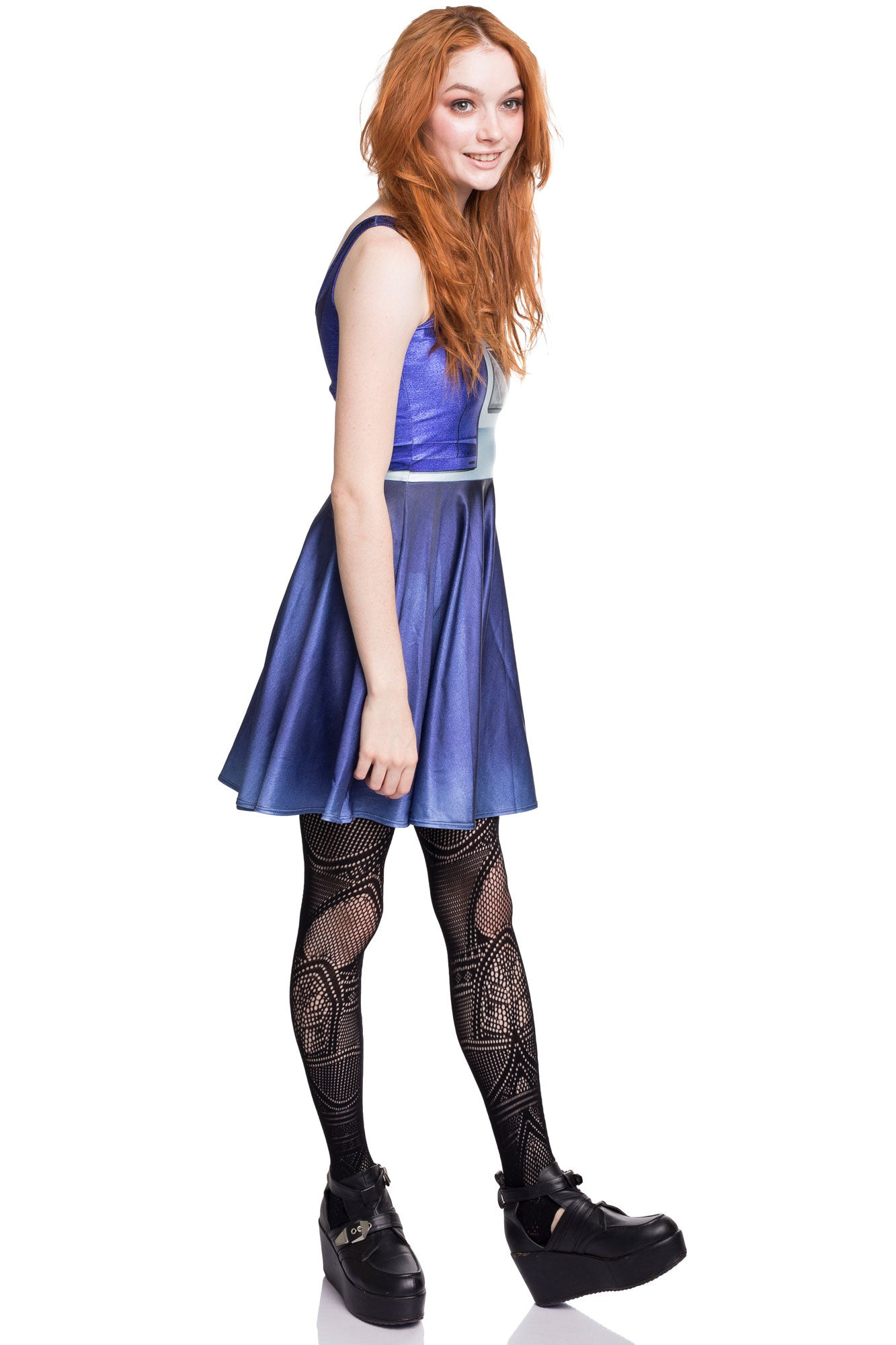 Joey Cosplay Skater Dress
